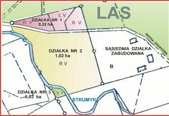 Olsztyn: Sprzedam działkę/grunt 13700 m2 - WIPSOWO