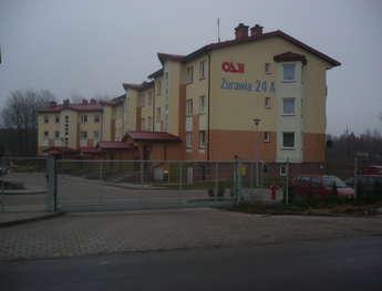 Olsztyn: 2 pokojowe mieszkanie o podwyższonym standardzie w Gutkowie