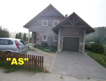Olsztyn: Zamienię dom 180 m2 - BRĄSWAŁD
