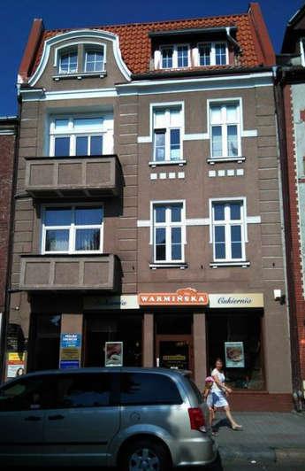 Bartoszyce: Sprzedam Kamienicę w centrum Bartoszyc