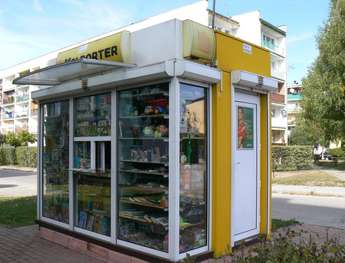 Ruciane-Nida: Kiosk Pawilon handlowy Ruciane-Nida