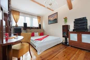 Olsztyn: Dwupoziomowe mieszkanie w samym centrum Olsztyna