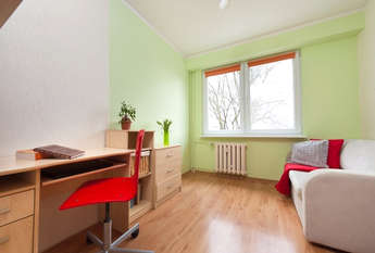 Olsztyn: 3pokojowe mieszkanie w atrakcyjnej okolicy