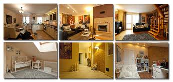Działdowo (miasto): Mieszkanie dwupoziomowe z garażem i miejscem parkingowym