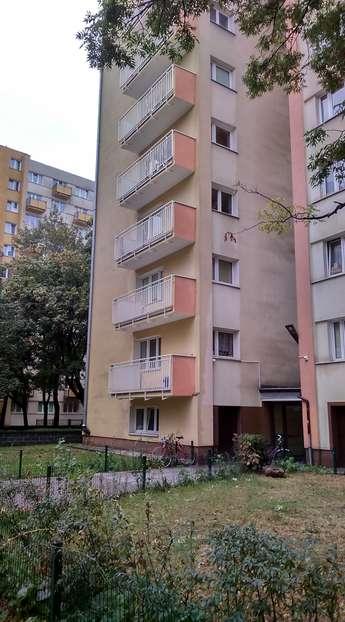 Olsztyn: Zamienię mieszkanie 47 m2 - WARSZAWA
