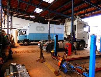Olsztyn: Zakład Mechaniki Samochodów Ciężarowych