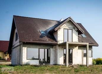 Nowy dom 6 km od Olsztyna 152 m2