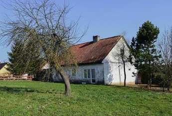 Olecko: Sprzedam dom na mazurach na wsi siedlisko z działką Golubki