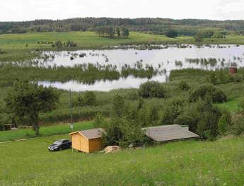 Działka siedliskowa na Warmii z pozwoleniem i dziennikiem budowy