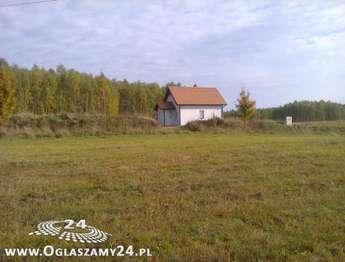 Dźwierzuty: Nowy dom mieszkalny z lasem, duża działką koło Szczytna