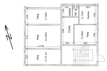 Giżycko (miasto): Sprzedam mieszkanie na Osiedlu XXX lecia w Giżycku