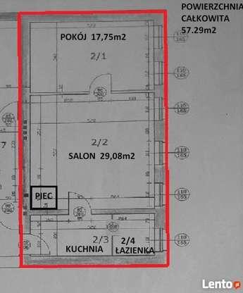 Lubawa (miasto): Mieszkanie do remontu w samym centrum Lubawy! +piwnica i strych
