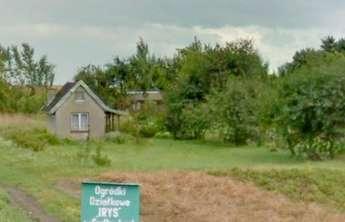 Bartoszyce: Ogródek działkowy- altana- własność